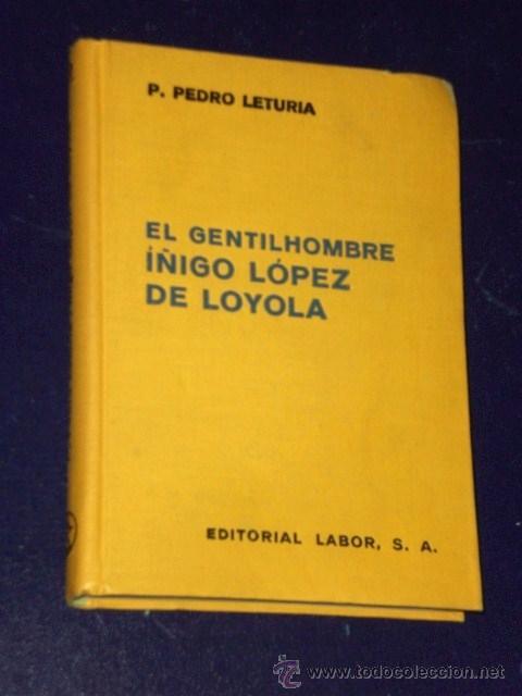 EL GENTILHOMBRE ÍÑIGO LÓPEZ DE MENDOZA. (Libros de Segunda Mano - Biografías)