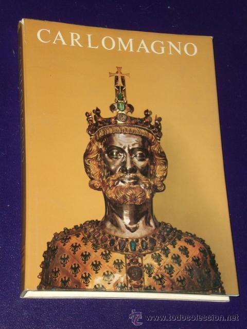CARLOMAGNO (Libros de Segunda Mano - Biografías)