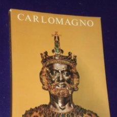 Libros de segunda mano: CARLOMAGNO. Lote 26916908