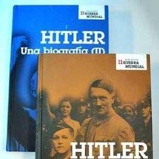 Libros de segunda mano: JOACHIM FEST: HITLER, UNA BIOGRAFÍA. 2 VOLS.. Lote 52341936
