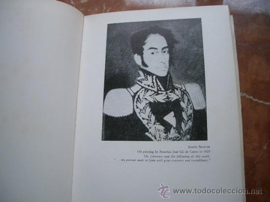 Libros de segunda mano: THE LIBERATOR MIJARES, Augusto. Caracas, North american association of Venezuela, 1983 - Foto 3 - 28000501