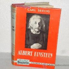Libros de segunda mano: ALBERT EINSTEIN. Lote 28255363