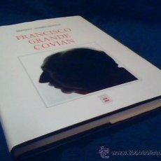 Libros de segunda mano: FRANCISCO GRANDE COVIAN. POR MARINO GOMEZ-SANTOS. COLECCION BIOGRAFIAS DE ASTURIANOS Nº 3.. Lote 28618482