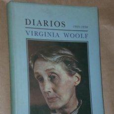 Libros de segunda mano: DIARIOS 1925-1930. POR VIRGINA WOOLF. Lote 28597032