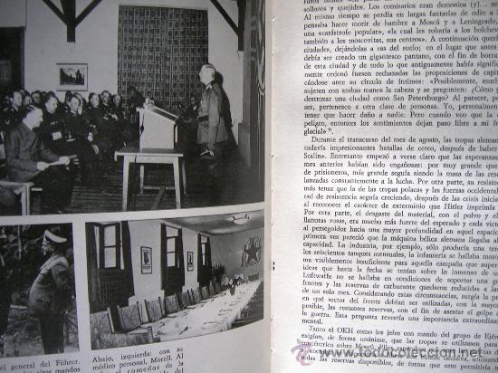 Libros de segunda mano: HITLER. JOACHIM C. FEST. LA BIOGRAFIA DEFINITIVA. DOS TOMOS, CON FOTOS DE LA EPOCA, . - Foto 17 - 28627665