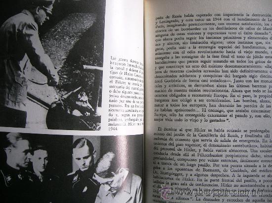 Libros de segunda mano: HITLER. JOACHIM C. FEST. LA BIOGRAFIA DEFINITIVA. DOS TOMOS, CON FOTOS DE LA EPOCA, . - Foto 16 - 28627665