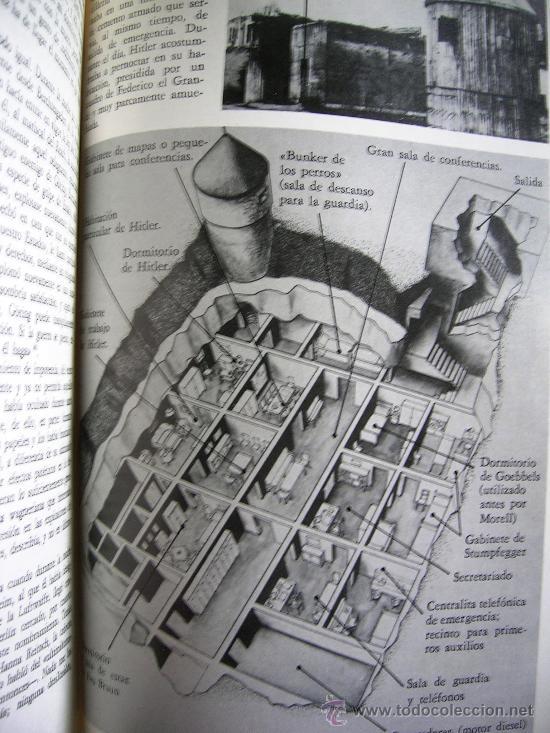 Libros de segunda mano: HITLER. JOACHIM C. FEST. LA BIOGRAFIA DEFINITIVA. DOS TOMOS, CON FOTOS DE LA EPOCA, . - Foto 15 - 28627665