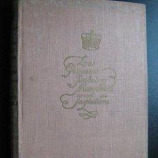 Libros de segunda mano: LAS PRINCESAS ISABEL Y MARGARITA DE INGLATERRA. CRAWFORD, MARION. 1951. Lote 28728733