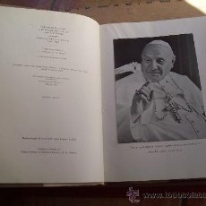 Libros de segunda mano: JUAN XXIII - 1964 - DIARIO DEL ALMA - EDICIONES CRISTIANDAD - ILUSTRADO. Lote 28841393