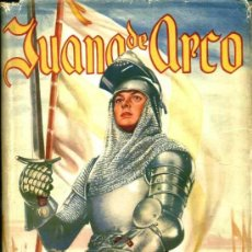 Libros de segunda mano - MARK TWAIN : JUANA DE ARCO (1949) SOBRECUBIERTA ILUSTRADA POR JANO - 28889512
