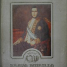 Libros de segunda mano: BRAVO MURILLO (UN POLITICO ISABELINO, CON VISION DEL FUTURO) CABEZAS JUAN ANTONIO. Lote 29144461