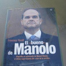 """Libros de segunda mano: EL """"BUENO"""" DE MANOLO. Lote 29636016"""
