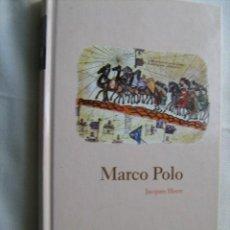 Libros de segunda mano: MARCO POLO. HEERS, JACQUES. 2004. Lote 29832596