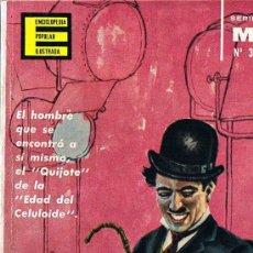 Libros de segunda mano: CHARLOT - R.BERNARD - ENCICLOPEDIA POPULAR ILUSTRADA - SERIE M - Nº 3 - 1962 . Lote 30053101