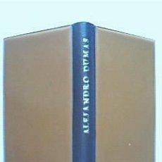 Libros de segunda mano: LA VIDA NOVELESCA DE ALEJANDRO DUMAS PADRE. J. LUCAS-DUBRETON. EDICIONES DEL TRIDENTE. 1944. Lote 30184970