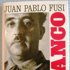 Second hand books - FRANCO, JUAN PABLO FUSI. EL PAIS PARA CIRCULO LECTORES.1986. - 30663163