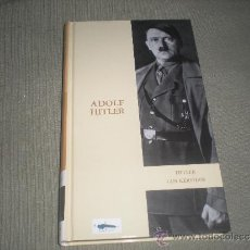 Libros de segunda mano: ADOLF HITLER . IAN KERSHAW .BIOGRAFIA . ABC. Lote 30747043