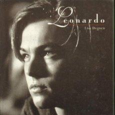Libros de segunda mano: LEONARDO DI CAPRIO (BIOGRAFIA), PPOR LISA DEGNEN - EDICIONES B GRUPO ZETA - ESPAÑA - 1998. Lote 30753438
