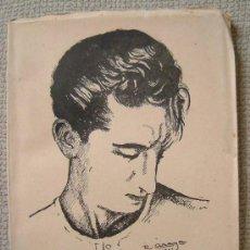 Second hand books - TORERO DE LEYENDA. MANOLETE. A. ORTIZ VILLATORO. 1947 - 31020301