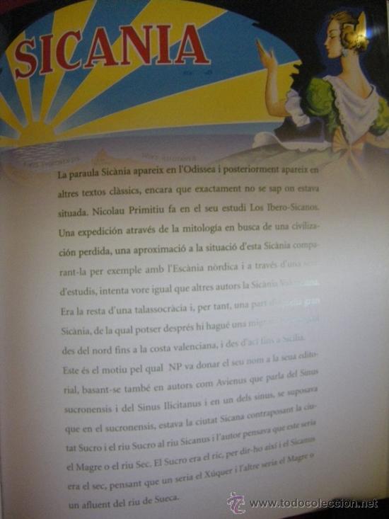 Libros de segunda mano: EL SOMNI DE NICOLAU PRIMITIU UNA REALITAT (Valenciano/catalán) - Foto 6 - 31767606