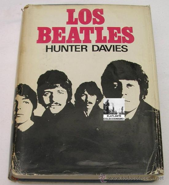 Los Beatles Hunter Davies Paul Mccartney Jo Vendido En Venta