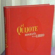 Libros de segunda mano: EL QUIJOTE BIOGRAFÍA DE UN LIBRO 1605 - 2005. . Lote 57303608