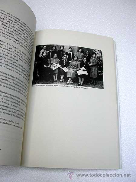 Libros de segunda mano: Memòries d'un altre segle. Vivències d'Angelina Bel Mateu. S. ANTOLÍ TELLO. Teruel 2005. EN ARAGONÉS - Foto 2 - 32698439