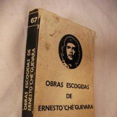 Libros de segunda mano: OBRAS ESCOGIDAS DE ERNESTO CHE GUEVARA - ENVIO GRATIS A ESPAÑA. Lote 32732929