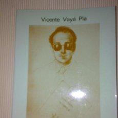 Libri di seconda mano: JOAQUIN RODRIGO. SU VIDA Y SU OBRA, DE VICENTE VAYA PLA. Lote 32856630