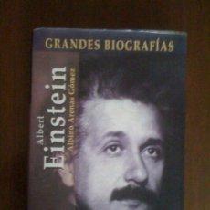 Libros de segunda mano: ALBERT EINSTEIN, DE ALBINO ARENAS GÓMEZ. EDIMAT, 2004. Lote 43010951