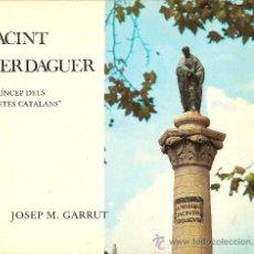 Libros de segunda mano: JACINT VERDAGUER, PRINCEP DELS POETES CATALANS - JOSEP M GARRUT. Lote 33322301