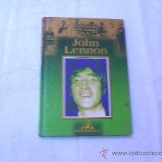 Libros de segunda mano: PERSONAJES DEL SIGLO XX: JOHN LENNON. Lote 33620384