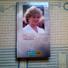 Libros de segunda mano: DIANA, EN BUSCA DEL AMOR, DE ANDREW MORTON (BIOGRAFIAS VIVAS ABC, CARTONE). Lote 33397883