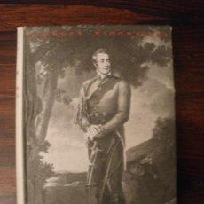 Libros de segunda mano: WELLINGTON Y ESPAÑA --- PABLO DE AZCÁRATE. Lote 34499376