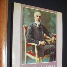 Libros de segunda mano: RAFAEL ALTAMIRA - 1866 / 1951 - INSTITUTO ESTUDIOS JUAN GIL ALBERT 1987 / ILUSTRADO. Lote 34528276