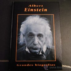 Libros de segunda mano: ALBERT EINSTEIN. Lote 35383283