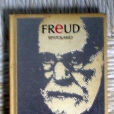 Libros de segunda mano: FREUD:EPISTOLARIO(AÑOS 1873-1883);EDICIONES ORBIS 1988. Lote 15304131