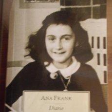 Libros de segunda mano: EL DIARIO DE ANA FRANK - DEBOLSILLO. Lote 35720963