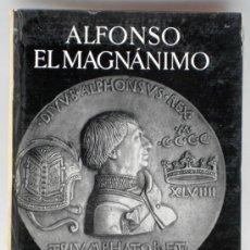Libros de segunda mano - Alfonso El Magnámino Antonio Igual Ubeda Vidas de Grandes Hombres Ed Seix Barral 1956 - 36554624
