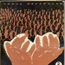 Libros de segunda mano: TEMAS ESPAÑOLES Nº131 : PEMÁN Y FOXÁ (1954). Lote 37254425