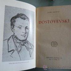 Libros de segunda mano: DOSTOYEVSKI. HENRI TROYAT. Lote 37281074