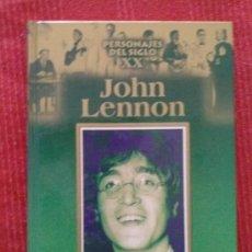 Libros de segunda mano: JOHN LENNON (PERSONAJES DEL SIGLO XX). Lote 37514114