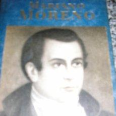 Libros de segunda mano: MARIANO MORENO, POR A. LARRAM DE VERE - ATLÁNTIDA - BIB. BILLIKEN - ARGENTINA - 1950 - RARA EDICION. Lote 37522766
