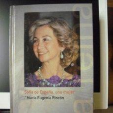 Libros de segunda mano: SOFÍA DE ESPAÑA, UNA MUJER. DE MARÍA EUGENIA RINCÓN. BIOGRAFÍAS VIVAS ABC, Nº 19. 2005. ¡NUEVO!. Lote 37713435