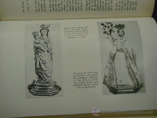Libros de segunda mano: SANTA TERESA DE AVILA. 1951. THOMAS WALSH WILLIAM - Foto 3 - 37768582