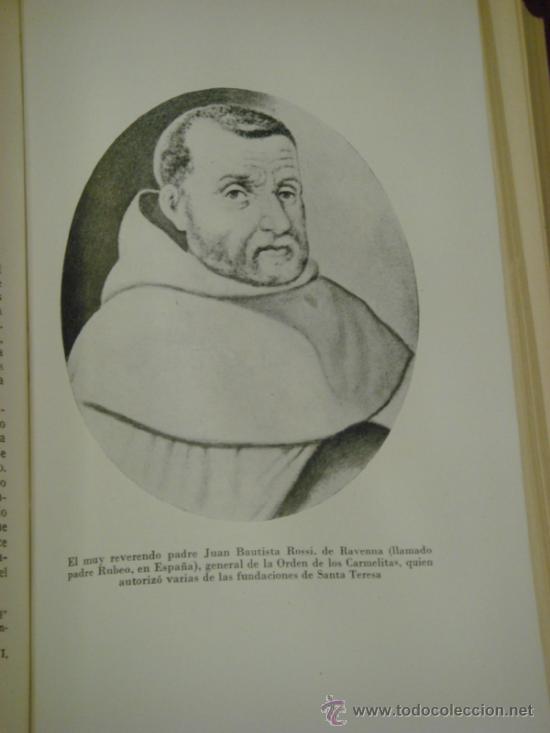 Libros de segunda mano: SANTA TERESA DE AVILA. 1951. THOMAS WALSH WILLIAM - Foto 4 - 37768582