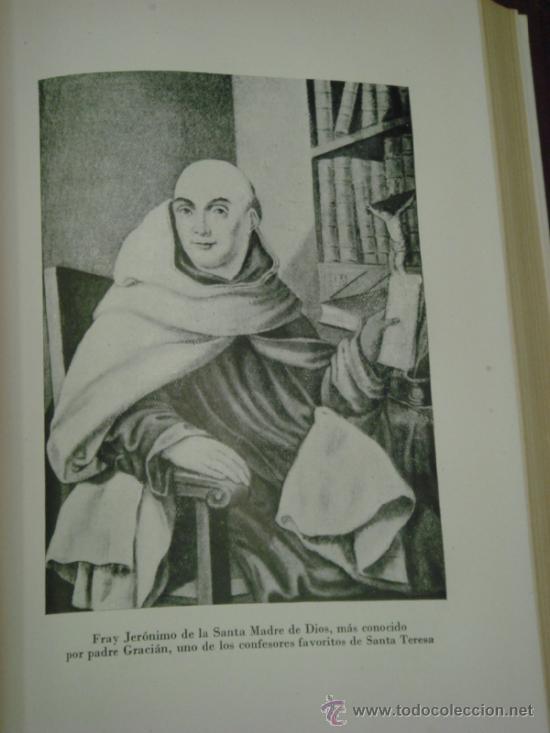 Libros de segunda mano: SANTA TERESA DE AVILA. 1951. THOMAS WALSH WILLIAM - Foto 5 - 37768582