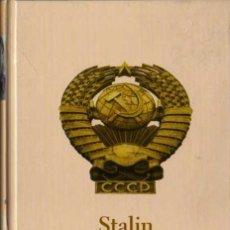 Libros de segunda mano: STALIN - MAXIMILIEN RUBEL - BIB. ABC - PROTAGONISTAS DE LA HISTORIA. Lote 37865237