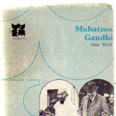 Libros de segunda mano: MAHATMA GANDHI (A-BI-1941). Lote 38594657