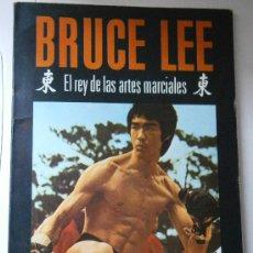 Libros de segunda mano: BRUCE LEE EL REY DE LAS ARTES MARCIALES ABE KREUTZ GAVIOTA 1987. Lote 38658719